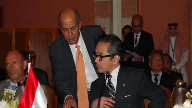 Delegasi RI di Pertemuan Menteri Luar Negeri Organisasi Kerjasama Islam