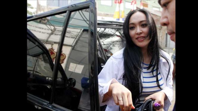Angelina Sondakh Dipindah ke Rutan Pondok Bambu