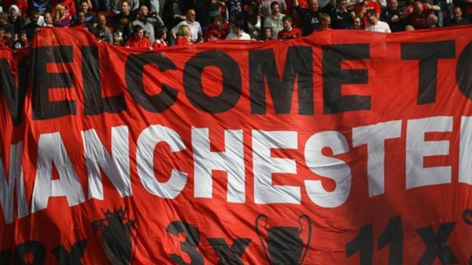 Suporter Manchester United.