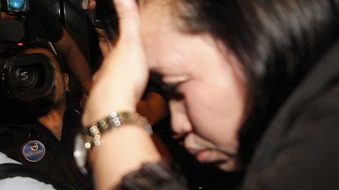Kasus Suap Hakim, Kartini Marpaung Tiba di KPK