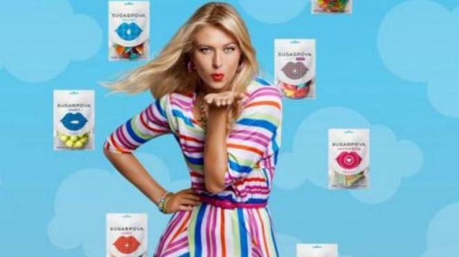 Bisnis baru Maria Sharapova
