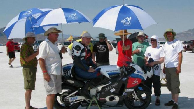 Motor 500 cc terkencang di dunia