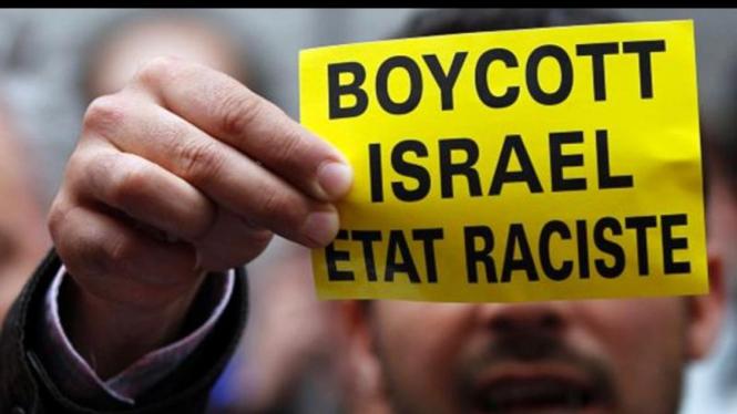 Kampanye boikot produk-produk Israel di Belgia