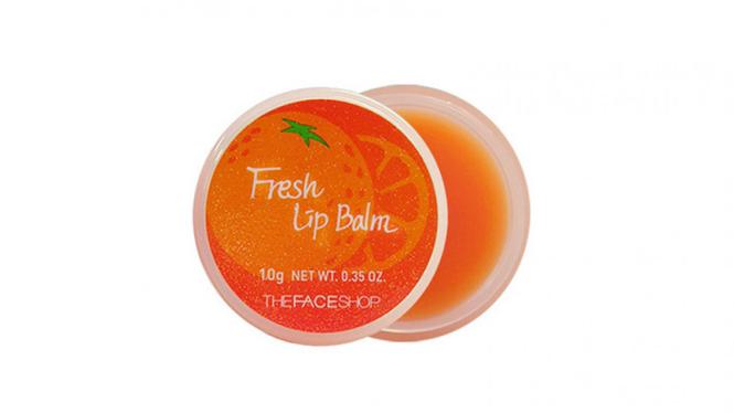 Fresh Lip Balm The Face Shop