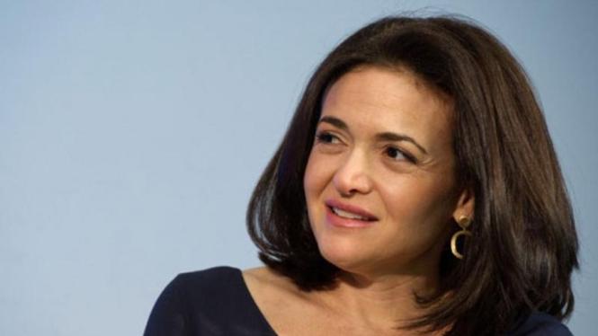 COO Facebook Sheryl Sandberg