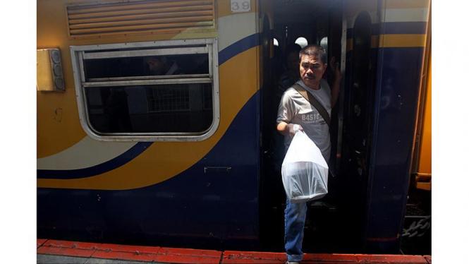 Pemudik Kembali Ke Jakarta