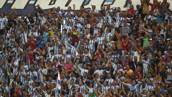 Fans Malaga
