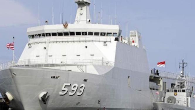 Seluk Beluk Kapal Kri Banda Aceh 593