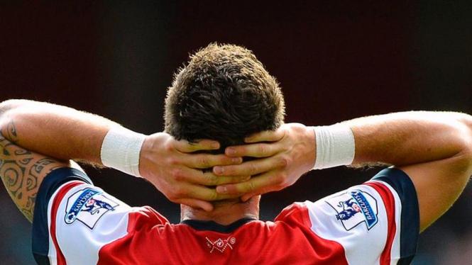 Pemain Arsenal, Olivier Giroud