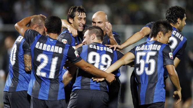 Pescara VS Inter Milan
