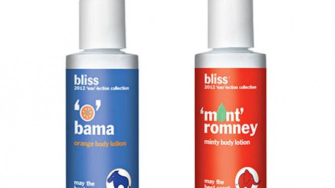 bliss lotion