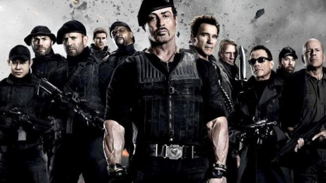 Film The Expendables 2