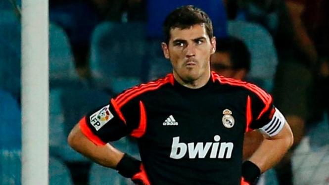 Kiper Real Madrid, Iker Casillas