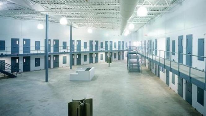 Penjara Terre Haute di Indiana, Amerika Serikat