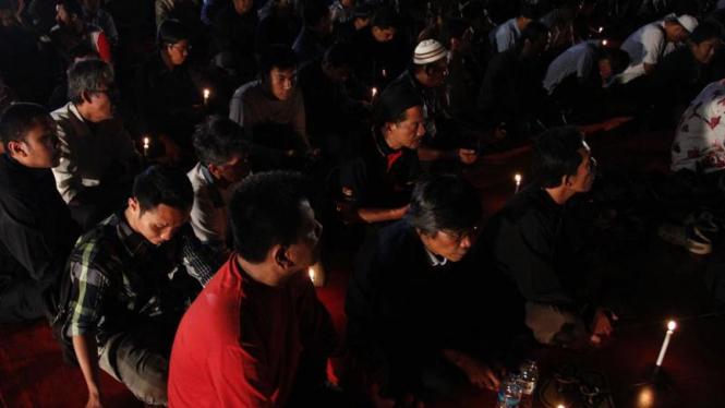Aksi keprihatinan Untuk Muslim Syiah di Sampang