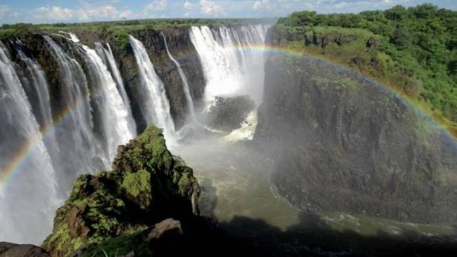 Victorian falls