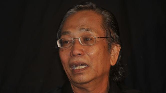 Ketua Dewan Syura IJABI Jalaludin Rahmat.