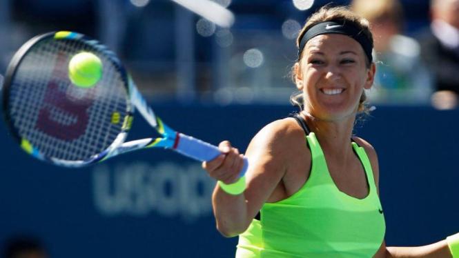 Victoria Azarenka di US Open 2012