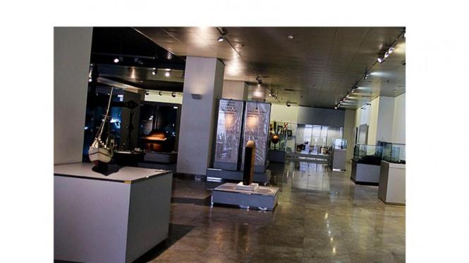 Museum Nasional Sepi Pengunjung