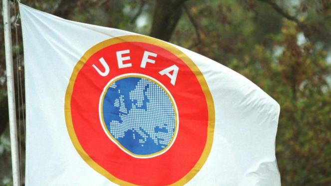 Bandera UEFA