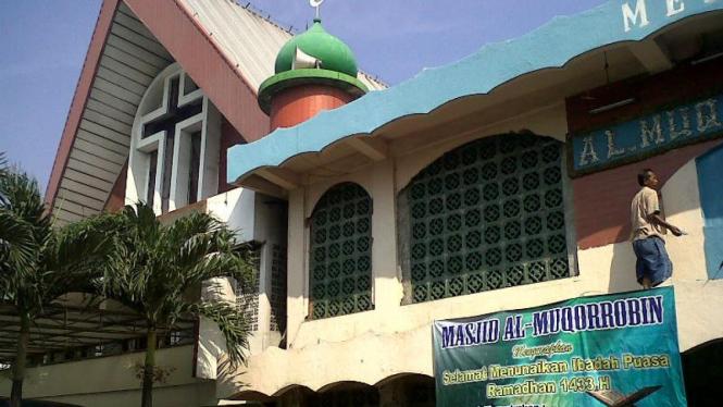 Wali Kota Bantah Akan Gusur Masjid Dan Gereja Berdampingan Viva