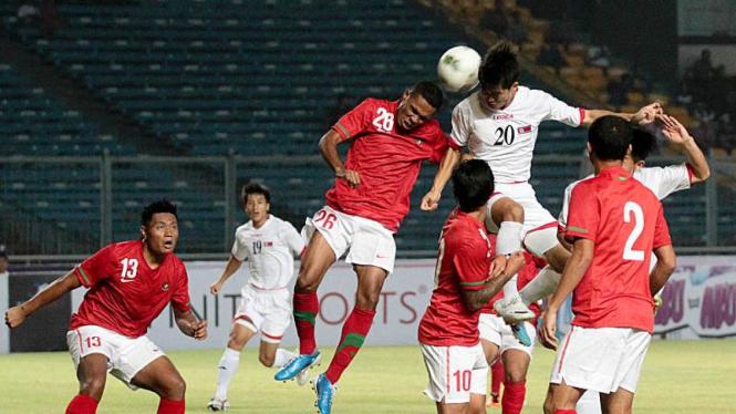 Indonesia Vs Korea Utara