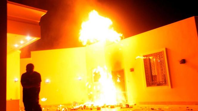 Serangan atas Konsulat AS di Benghazi Libya