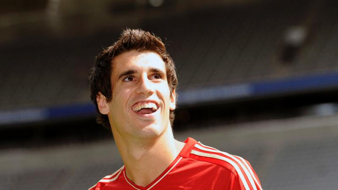 Pemain Bayern Munich, Javi Martinez