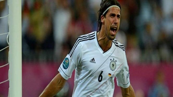Sami Khedira Memahami Kritik Jose Mourinho