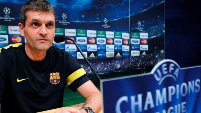 Pelatih Barcelona, Tito Vilanova
