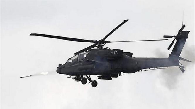 Helikopter tempur Apache
