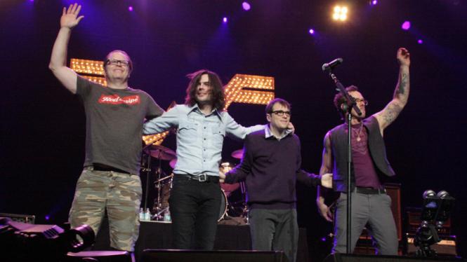 Band Weezer