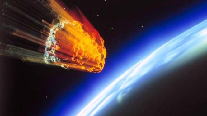 Ilmuwan yakin kehidupan datang ke bumi dari fragmen planet lain