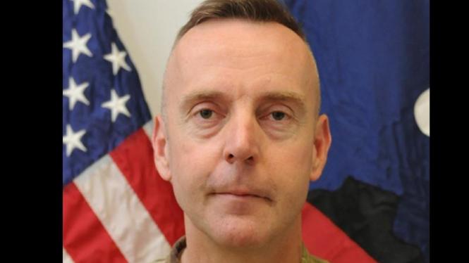 Brigadir Jenderal Jeffrey Sinclair tersangkut kasus sodomi