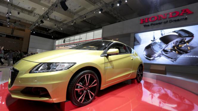 Mobil-mobil Sport Terbaru di IIMS 2012