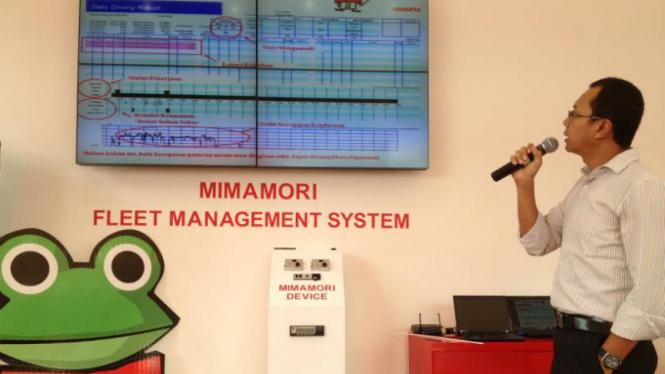 Mimamori Fleet Management System