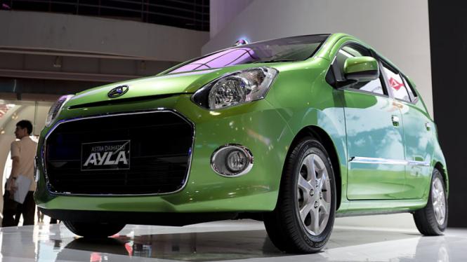 Mobil City Car di IIMS 2012