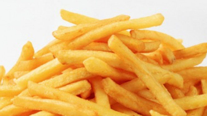 French fries atau kentang goreng