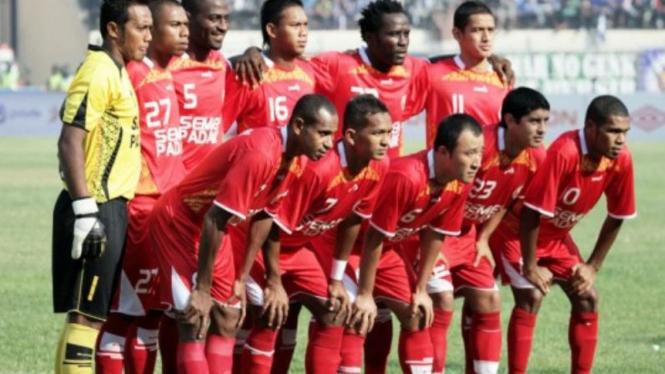 Pemain-pemain Semen Padang FC