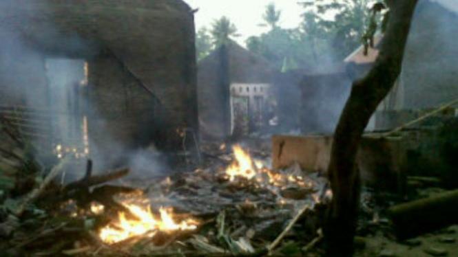 Rusuh di Dusun Pematang Talu, Lampung Timur