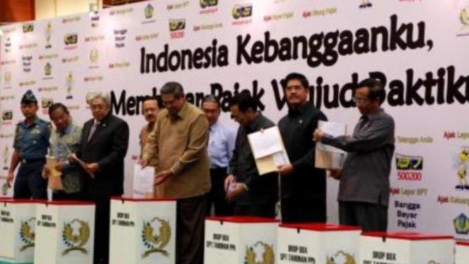 Indonesia Kebanggaanku Membangun Pajak Wujud Baktiku
