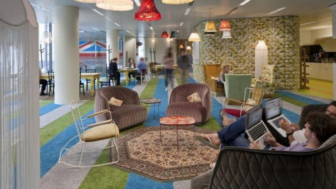Kantor Google di London