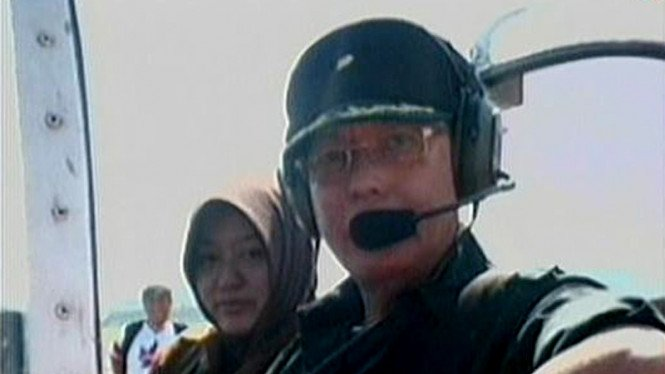 Norman Lubis, Pilot Pesawat AS 202 Bravo