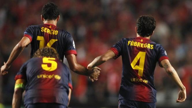 liga champions barcelona benfica