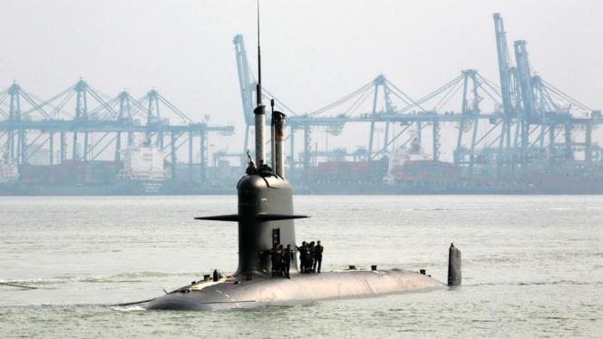 Kapal selam Malaysia KD Tunku Abdul Rahman