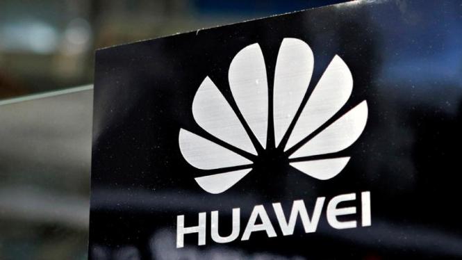 Lambang Huawei