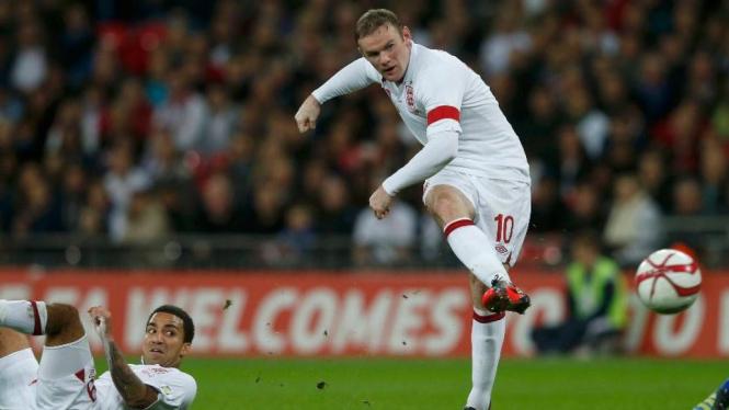 Striker timnas Inggris, Wayne Rooney