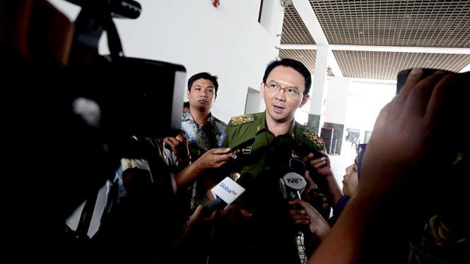 Jokowi dan Ahok Hadiri Rapat Perdana DPRD