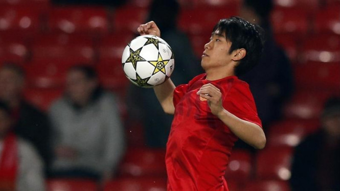Eks pemain Manchester United, Shinji Kagawa