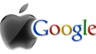 apple dan google.